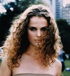 keri russell hair naturally curly - Google Search