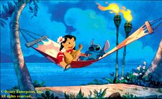 hawaiian lilo and stitch - Google Search
