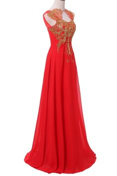 Length long formal elegant appliques turquoise size royal red dress personalized party dress