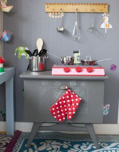 super fun play kitchen for your kids.  For more creative home ideas and tips visit our facebook page at Ottawa General Contractors.