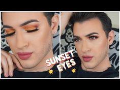 Summer Sunset Makeup Tutorial   MannyMua - YouTube