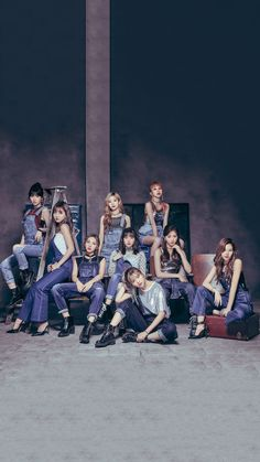 Read Twice from the story K-icons K Pop, Kpop Girl Groups, Korean Girl Groups, Kpop Girls, Twice Dahyun, Tzuyu Twice, Tzuyu And Sana, The Band, Twice Group