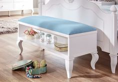 Παιδικό σκαμπό Perlina 1641 Bench, Storage, Table, Furniture, Home Decor, Child Room, Bricolage, Purse Storage, Decoration Home