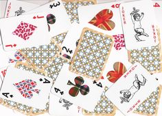 Vivienne Westwood playing cards
