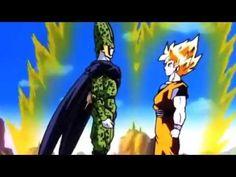 Goku Vs Cell Full Fight (English Dub)