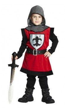 Ritter Kostüm 3tlg für Kinder