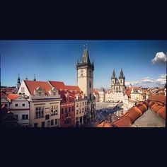 Prague, Czech Republic - Studied abroad for a month! One of the best times of my life.