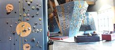 Hangar 18 Long Beach Indoor Rock Climbing Gym