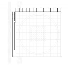 I Ching Gallery (floor plan) / Peter Zumthor