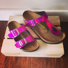 3c7b97109720 Fun gift idea for Mom on Mother s Day! Matching Birkenstocks for Mother and  Daughter!