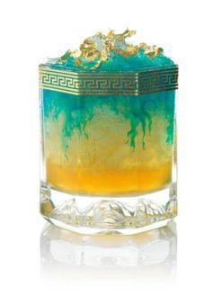 Disaronno Versace Sour cocktail