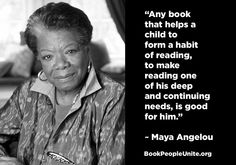 Pin this if you agree with Maya Angelou and declare your Book Person status. Pledge with Book People Unite today! http://ow.ly/dtRnT