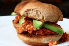 Grown Up Sloppy Joes - ehhh, not so good.