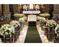 decoraçao de capela pequena para casamento de dia curitiba - Pesquisa Google