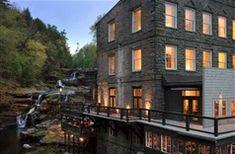 Ledges Hotel in Hawley, Pennsylvania | B&B Rental