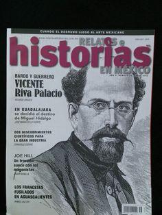 Relatos e Historias en México. Año V, Numero 56, ABRIL 2013