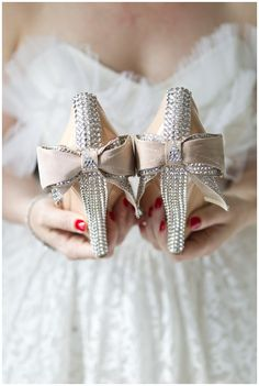 Now those are wedding shoes!! Colourful London Wedding at Delfina by Catherine Mead Photography