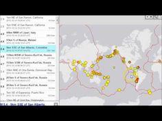 ALERT NEWS Today Yellowstone Super volcano Caldera Earthquake Swarms Con...