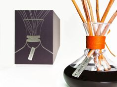 Songs Of Nature - Carafe Diffuser on Packaging of the World - Creative Package Design Gallery