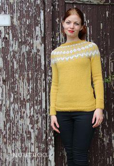 Ravelry Riddari sweater