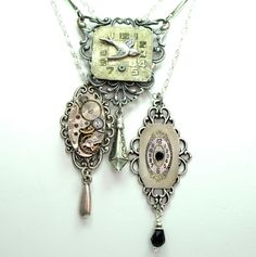 Necklaces by Mystic Pieces