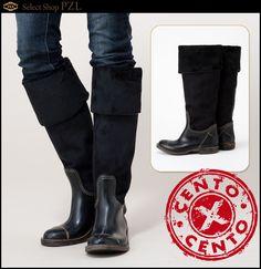 """""""CENTO X CENTO Venezia"""" Boots  Made in Italy"""