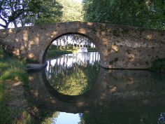 Pont De La Rode, Canal Du Midi | Another look at Le Pont De … | Flickr