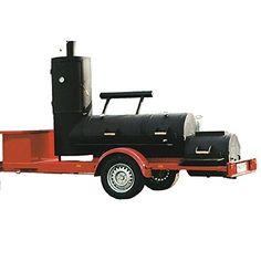 Joe´s Barbeque Smoker - Extended Catering - Smoker-Trailer 61cm (24 Zoll)