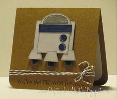 R2D2 Card - Love it!!