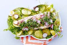 En perfekt sommerret på 15 minutter Tuna, Fish, Meat, Atlantic Bluefin Tuna, Ichthys