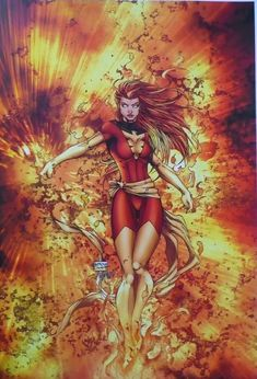 Dark Phoenix ® Auction your comics on http://www.comicbazaar.co.uk