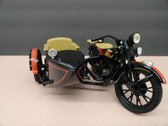 Harley-Davidson Collectible 1933 Motorcycle/Sidecar Bank
