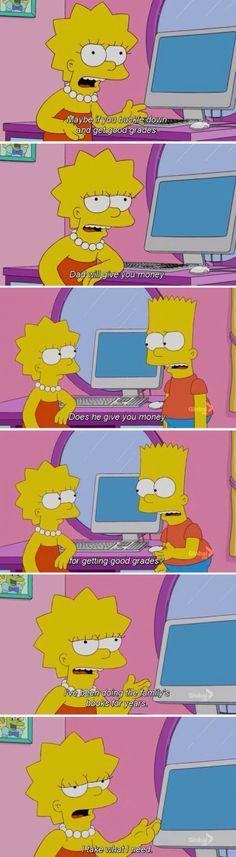 Lisa's the shit, Lisa's the shit yo.