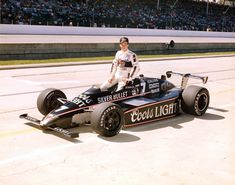 1984  Al Unser, Jr.Coors Light   (Rick Galles)March / Cosworth