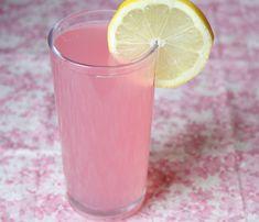 Pink Lemonade Recipe - http://healthyrecipesideas.com/pink-lemonade-recipe/