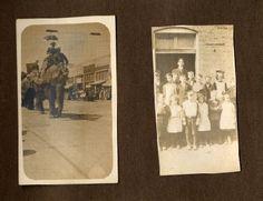 Photograph album #1 - page 21 - circa 1913