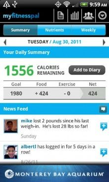 Food revolution: 8 apps to help you be the biggest loser