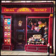 Hardy's Sweetshop, Ludgate Hill, London