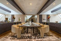 The penthouse at Gary Neville and Ryan Gigg's Stock Exchange Hotel in Manchester costs 20 times the average rent in the city and eight times that of central London. Hotels And Resorts, Best Hotels, Manchester Hotels, Terracotta Floor, Resort Villa, Hotel S, Architecture Details, Contemporary Design, Indoor