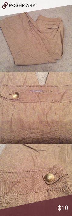 Ann Taylor 10P Dress Pants Tan dress pants by Ann Taylor. EUC! Ann Taylor Pants
