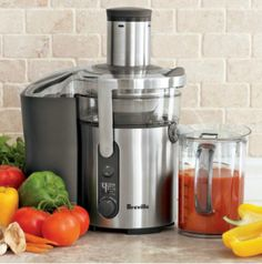 Breville Juicer Recipes - nutritional and tasty - Here is one of my favorites I use with my Breville Juicer – Carrot is one of the best sources of beta carotene. http://www.brevillebje510xl.net/breville-juicer-recipes/
