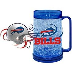 Buffalo Bills Freezer Mug