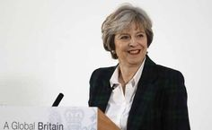 'Opposites attract, 'UK PM calls on Trump to renew special relationship