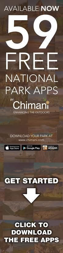 Chimani Launches Free App Travel Guides for All 59 U. Virgin Islands National Park, Hawaii Volcanoes National Park, Volcano National Park, National Parks, Carlsbad Caverns National Park, Everglades National Park, Badlands National Park, Biscayne National Park, Guadalupe Mountains National Park