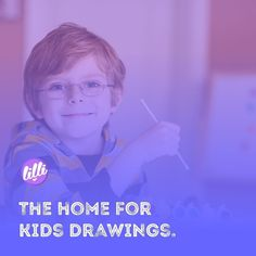 The home for all your kids drawings! Made by parents for parents.   Go to http://ift.tt/2cERQbf today! #instagram #school #kids #drawings Follow Lilli on Instagram @lillipaint
