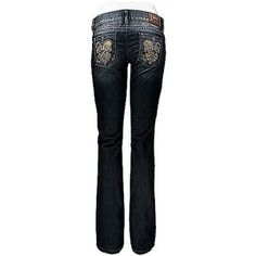 Guess Annette Boot Stretch Jean