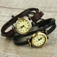 Vintage Style Watches