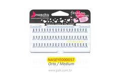 Nascita Naseye000057 Orta/Medium Takma Kirpik