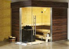Contemporary Sauna Design Ideas