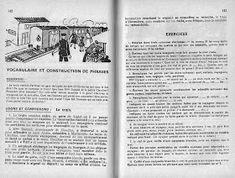 Deneve Renaud La Grammaire Et L Orthographe Vocabulaire Construction De Phrases Ce1 15e Ed 1954 Construction De Phrases La Grammaire Grammaire